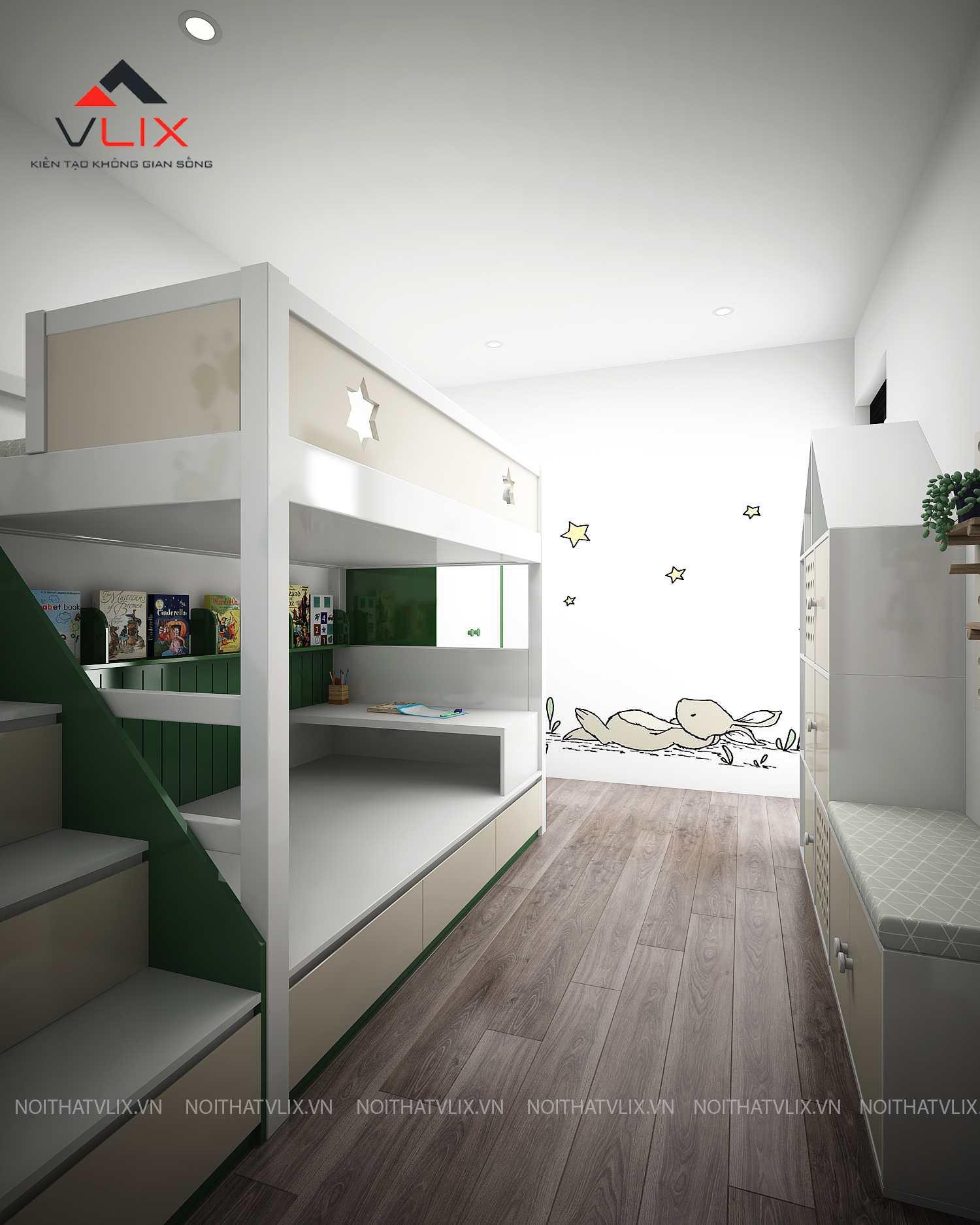 thiết kế nội thất chung cư 15