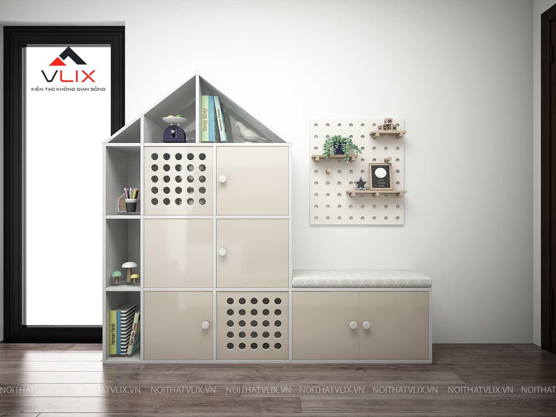 thiết kế nội thất chung cư 16