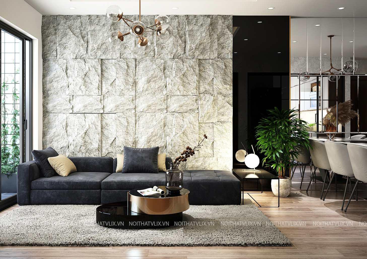 thiết kế nội thất chung cư 70m2 90 Nguyễn Tuân