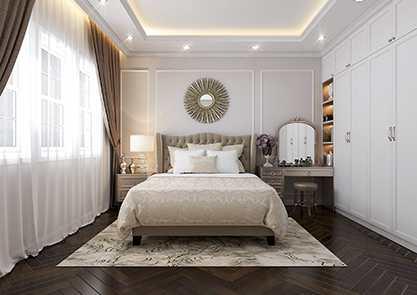 Thiết kế nội thất tân cổ điển season avenue