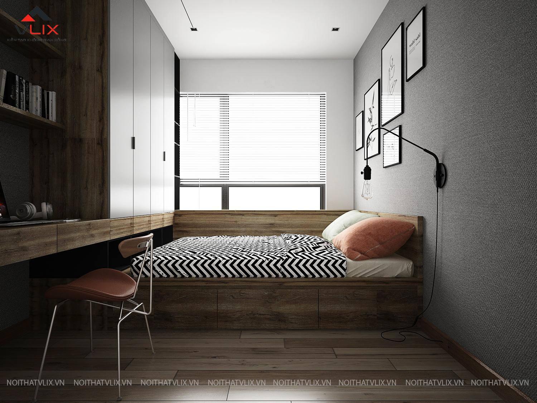 thiết kế nội thất chung cư 12