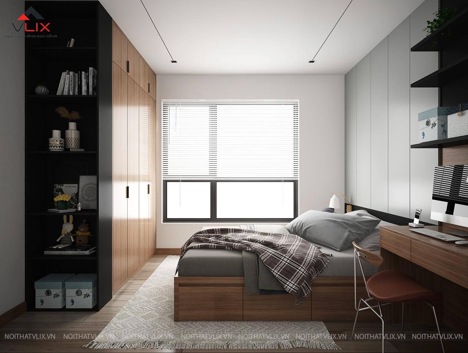 thiết kế nội thất chung cư 14